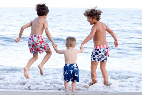 niños-verano